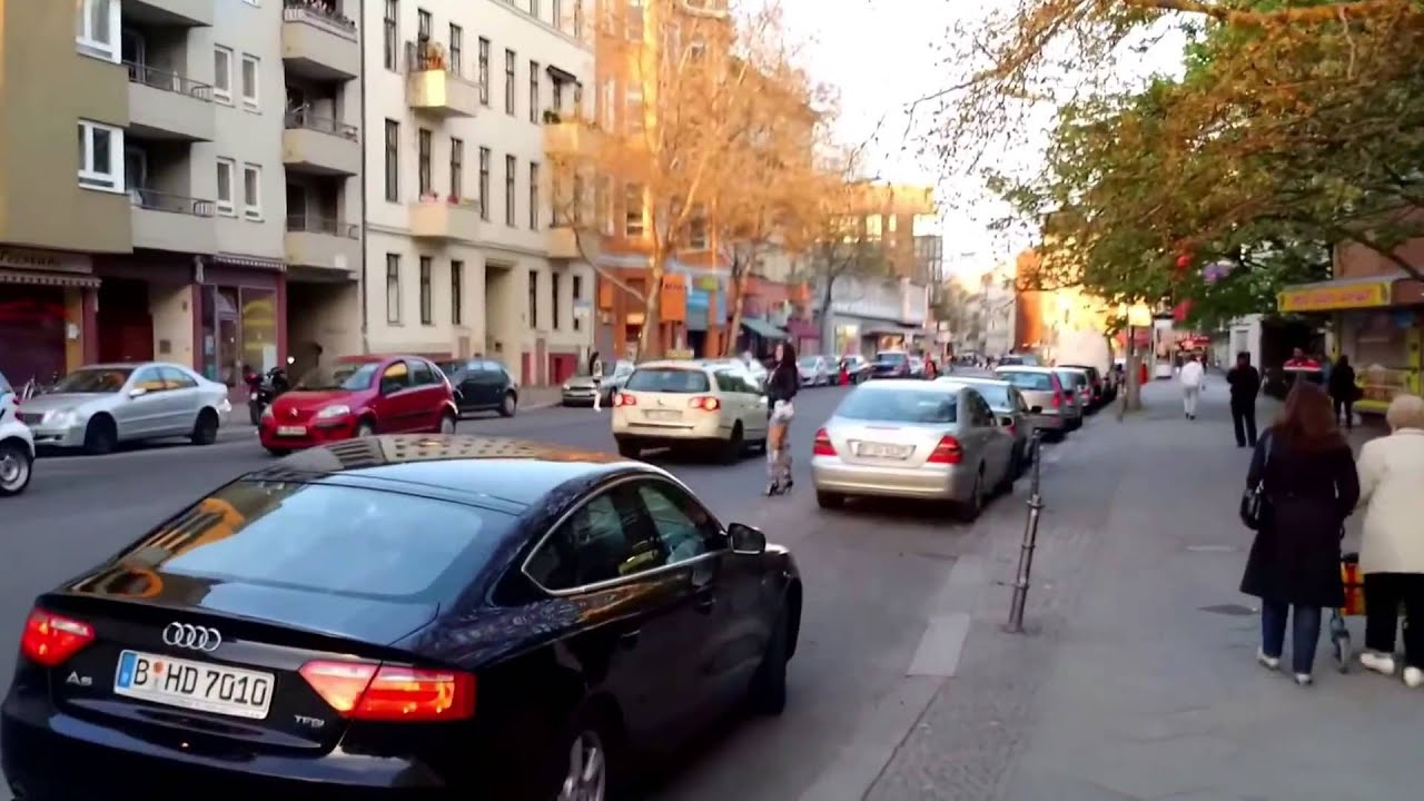 Berlin hookers in 'I come