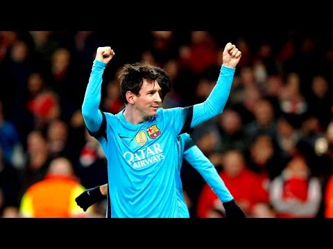 Lionel Messi - 2016 ● Goals & Skills  ► Ready to Thrive ||HD||