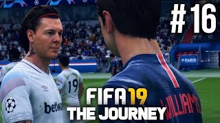 FIFA 19 The Journey Gameplay Walkthrough Part 16 - DANNY WILLIAMS IN THE FINAL ???