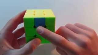 Gambar cover How To Do A H Perm- How To Do PLL'S Like A Ninja[Cubing Ninja]