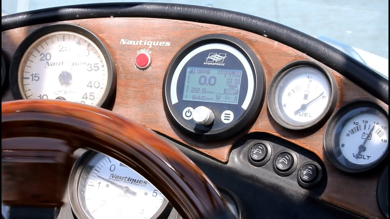 how to install ridesteady gps boat speed control 1999 super air nautique 210 [ 1280 x 720 Pixel ]