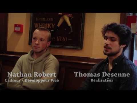 Le Guide de la Web-Série : Tournage - Interview