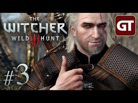 The Witcher 3 #003 - Cool story, Ma'am - Let's Play The Witcher 3: Wild Hunt