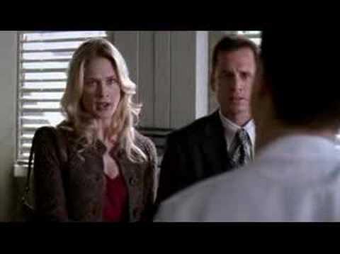Stephanie March on Grey's Anatomy 1