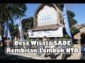 7 Srikandi Indonesia Kunjungi Desa Wisata Sade Lombok Tengah