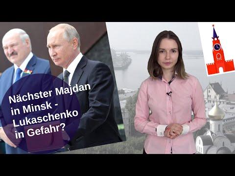 Nächster Majdan Minsk - Lukaschenko in Gefahr?