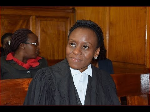 Lawyer Julie Soweto's full presentation at the Supreme Court