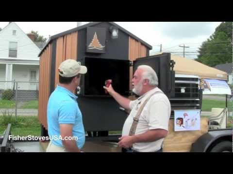 Fisher Stoves - Talking With Mike