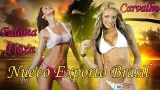 COMBATE 11/05/2015 |Paloma Fiuza & Brenda Carvalho| Nuevo Exporto Brasil en COMBATE ♫♫