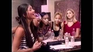 Eden's Crush auditions - Judges final selection | Popstars USA (2001) Part 1 of 2