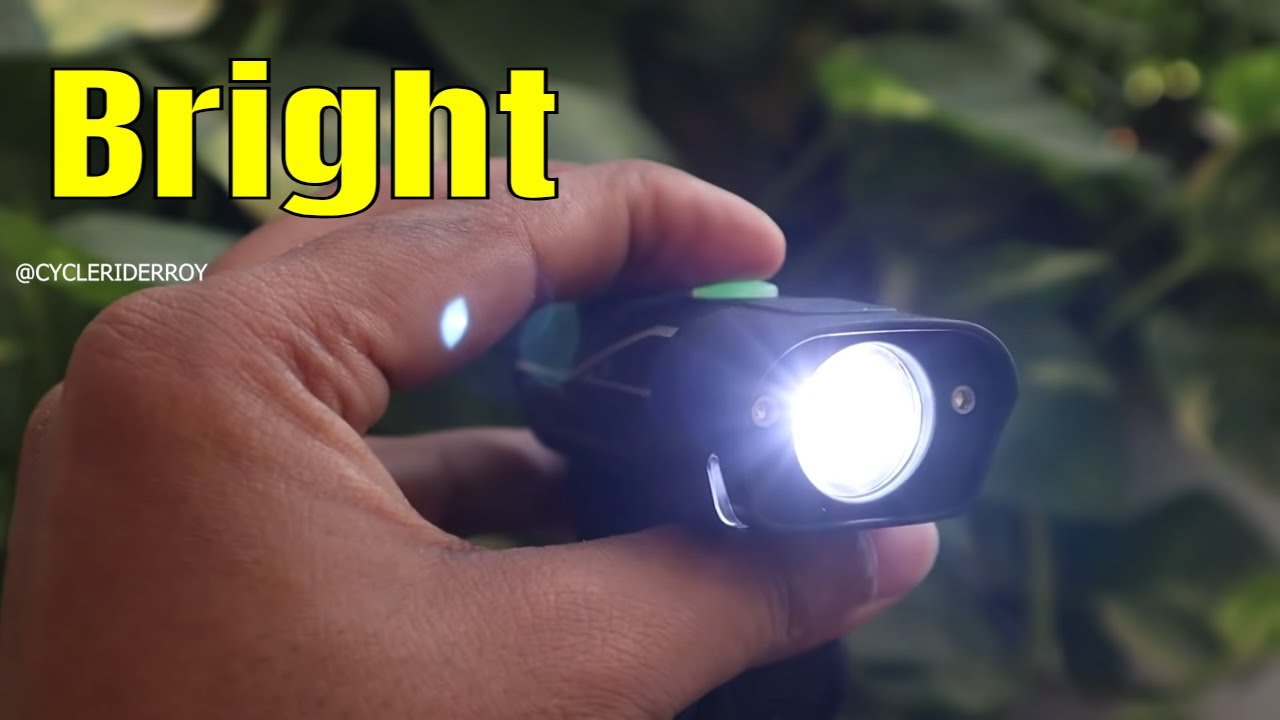 Top 5 New Cycle Lights on Amazon | Cheap Bike Lights Online | Cycle Rider Roy