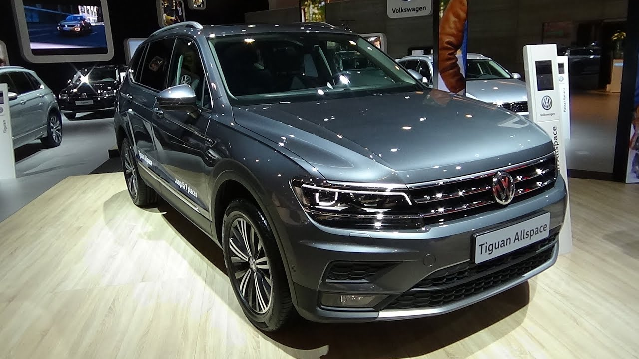 2018 volkswagen tiguan allspace 1 4 tsi comfortline. Black Bedroom Furniture Sets. Home Design Ideas