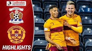 Kilmarnock 0-1 Motherwell | Stunning Carroll Free Kick Clinches Points | Ladbrokes Premiership