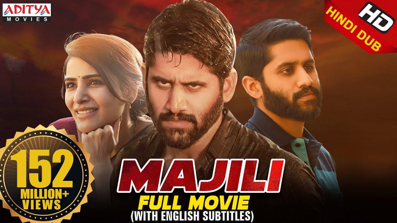 Majili Hindi Dubbed Full Movie (2020) | New Released Hindi Movie | Naga Chaitanya, Samantha