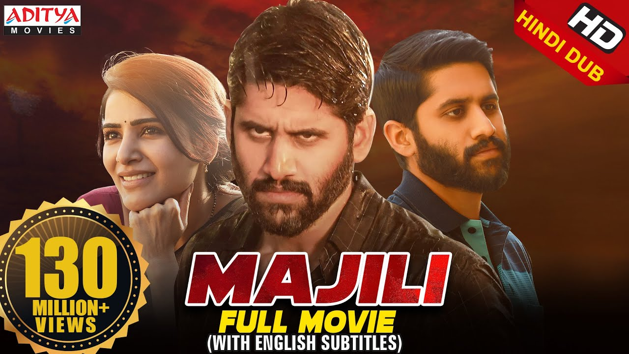 Download Majili Hindi Dubbed Full Movie (2020) | New Released Hindi Movie | NagaChaitanya, Samantha