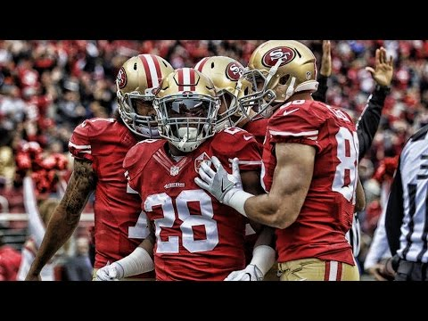 49ers Offensive Weapons (2017) PT.1