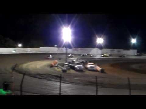 IMCA Modified Main Event - Barona Speedway 3.25.17