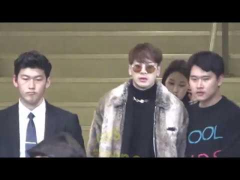 GOT7 - Jackson Wang 王嘉爾(왕가이) Arrived Hong Kong Airport 20181213