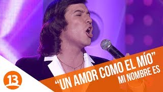 Camilo Sesto (Marcelo) - Un amor como el mío   Mi Nombre Es