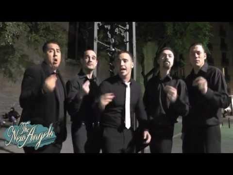 DOO WOP SPANISH - THE NEW ANGELS - Never
