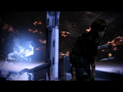 Mass Effect 3 Full Paragon & Low + High Readiness Ending Sequences [1080p HD] (Extended Cut)