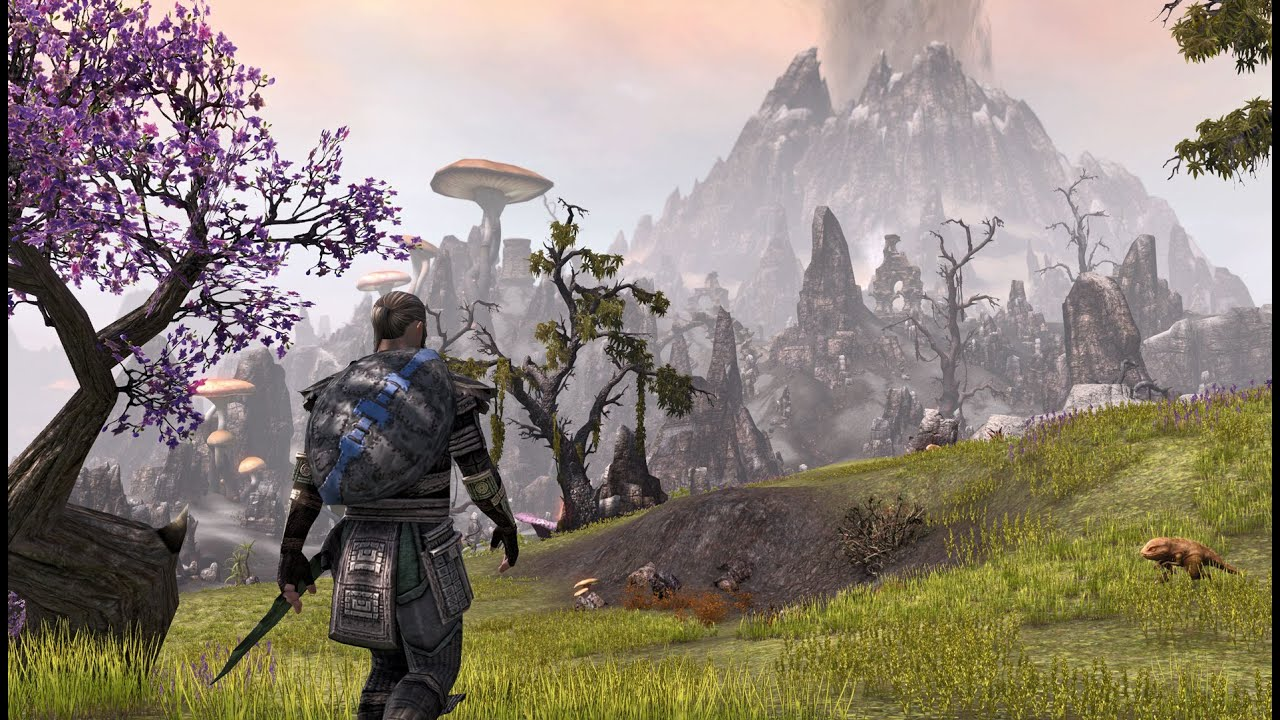 Official release date for elder scrolls online xbox one