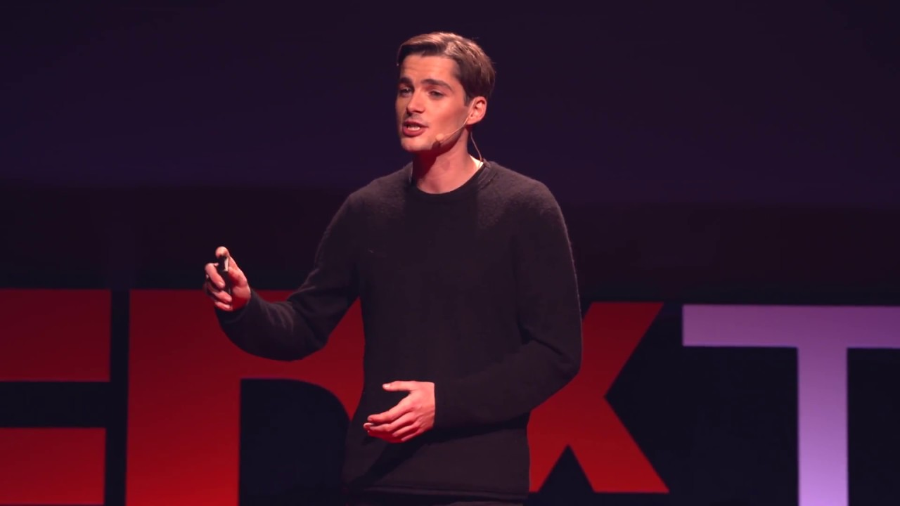 A Creative Approach To Climate Change | Finnegan Harries | TEDxTeen