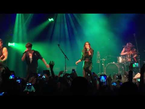 The vamps feat Tini stoessel - It's a lie - São Paulo 17/09/2017