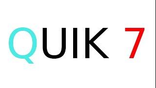 Настройка Quik 7 (Новый Quik)(, 2016-05-09T23:58:22.000Z)