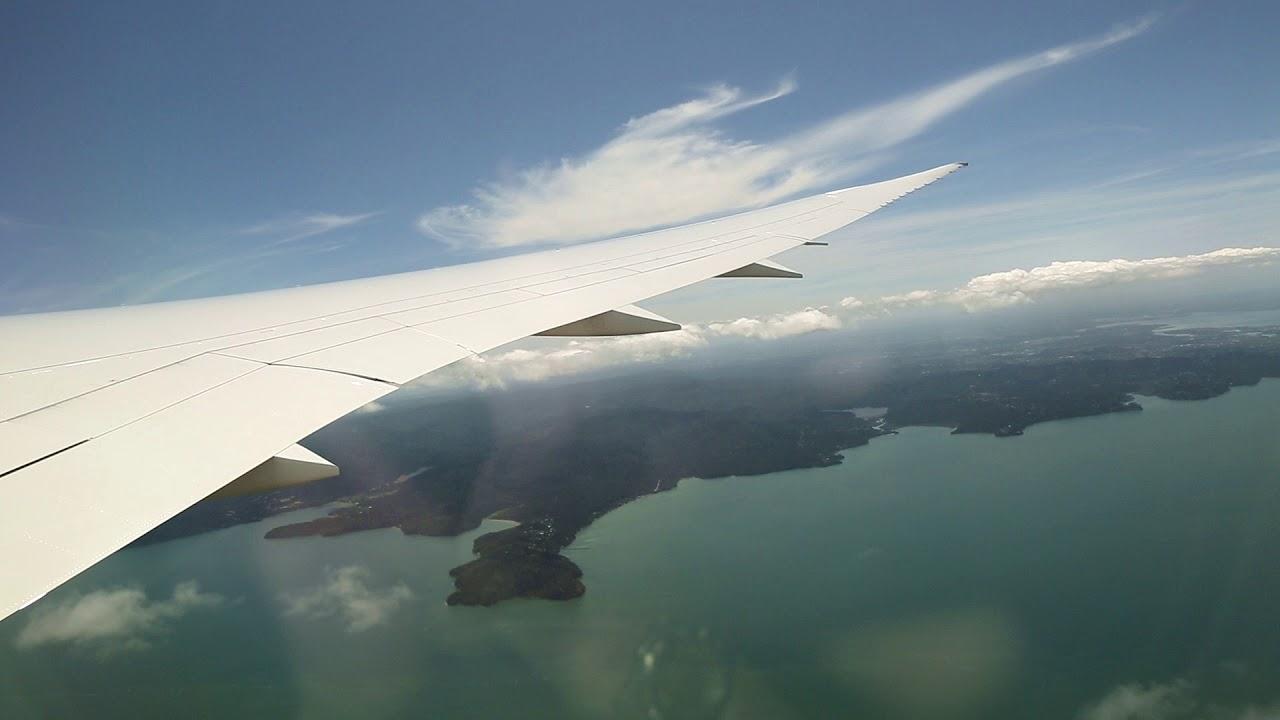 Download Qantas Boeing 787 Takeoff - Auckland (QF 144)