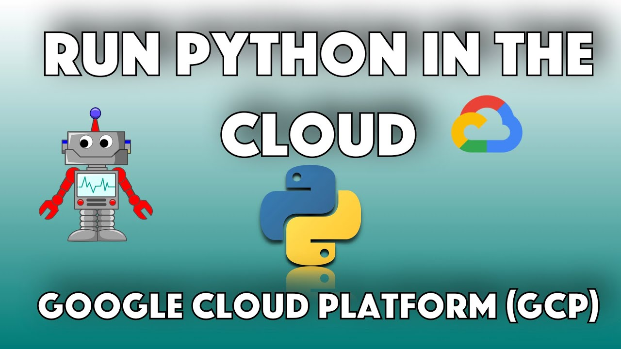 Python in the Cloud Part I - How to run Python in the Cloud/Conda environment setup on GCP