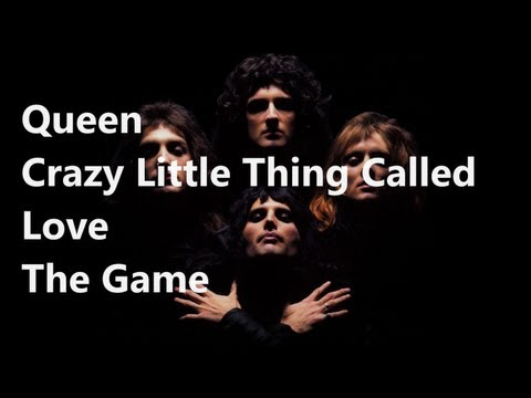 Crazy Little Thing Called Love - Queen (Link - Download - Descarga - 320kbps)