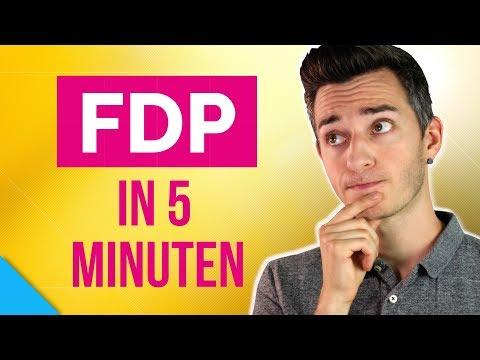 FDP in 5 Minuten
