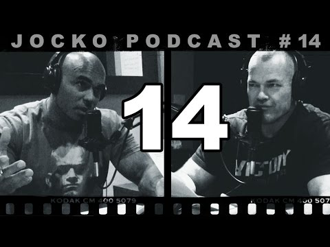 Jocko Podcast 14:  With Echo Charles - Guilty Pleasures, Training, Discipline