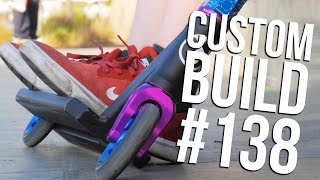 Custom Build #138 - Make-A-Wish │ The Vault Pro Scooters