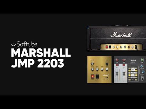 Introducing Marshall JMP 2203 – Softube