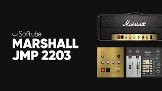Introducing Marshall JMP 2203 – Softube