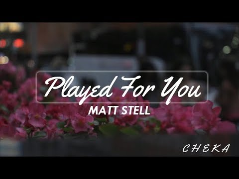 Matt Stell - Prayed For You (Lyrics) Mp3