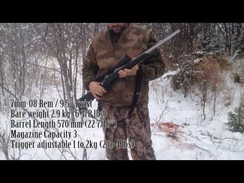 Sako A7 7mm-08 Review