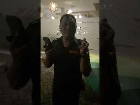 Karaoke smule *(security bergoyaang)