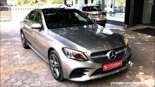 Mercedes-Benz C-Class C 300d AMG Line 2019 | Real-life review