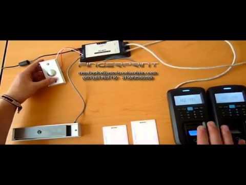 Configurar Una Ip En El Anviz Ep300 Doovi