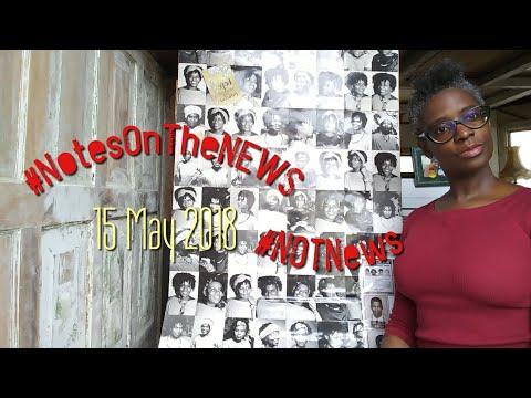#NOTNews51518 · San Francisco housing, Gaza, Existing while Black, Tidal, Woman lynched?, Trokosi, +