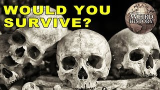How Long Would You Survive Living In A Different Historical Era