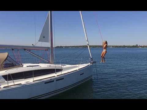 Sailing the Apostle Islands with Superior Charters