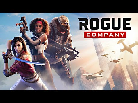 BEST SQUAD EVER!! (Rogue Company)