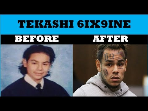 TEKASHI 6IX9INE School Picture Leaks Online Before TR3YWAY Mp3