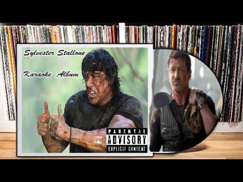Sylvester Stallone Karaoke Album (Parody)