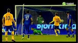 Croatia vs Sweden 1-3 Friendly Match