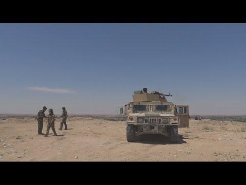 داعش يقاتل بشراسة في آخر جيوبه شرقي الفرات  - نشر قبل 2 ساعة